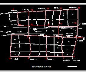 某城市的水管网初步设计课程设计说明及图纸