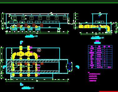 城市供水厂工艺设计毕业设计说明书