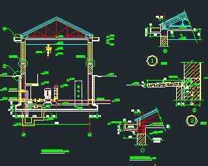 给水泵站设计_某给水泵房工艺设计图免费下载 - 独立泵房及机房图 - 土木工程网