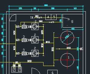機房(柜)設備布置的技術要求