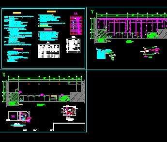 简易喷淋系统设计图