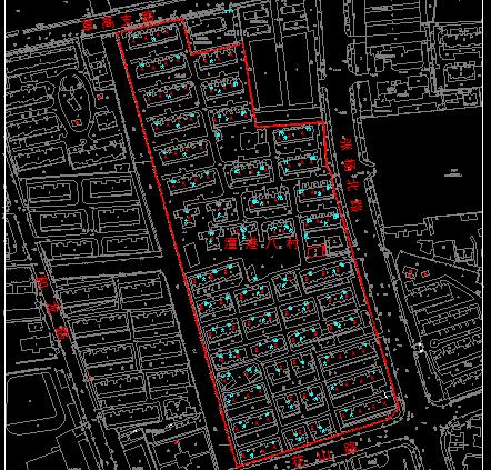 小区供水设施改造工程施工图
