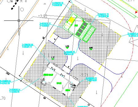 市政道路雨水泵站设计施工图
