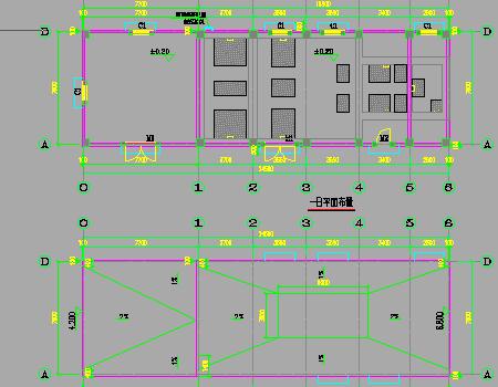 城市截污管网建设工程泵房建筑设计套图