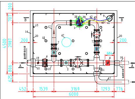 消防供水系统增压改造工程竣工结算书、竣工图