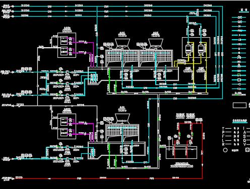 循环水装置设计详图
