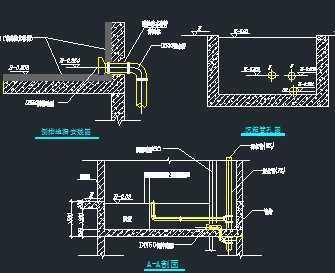 首页 03  给排水 03  给排水图纸 03  多层建筑给排水图 03