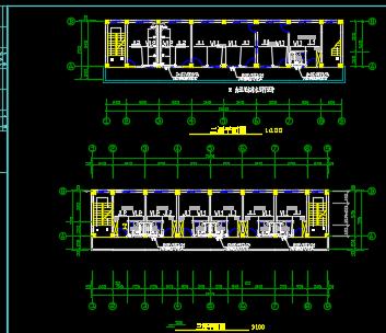敬老院给排水设计图