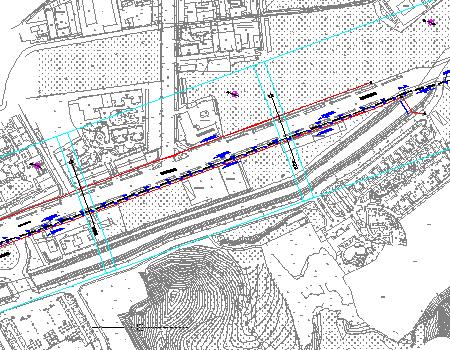 城市体育中心排水工程设计施工图