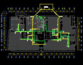 三层商业楼给排水末端设计施工图