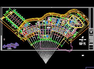 十六层图书馆全套施工图(含结构建筑,水电暖)