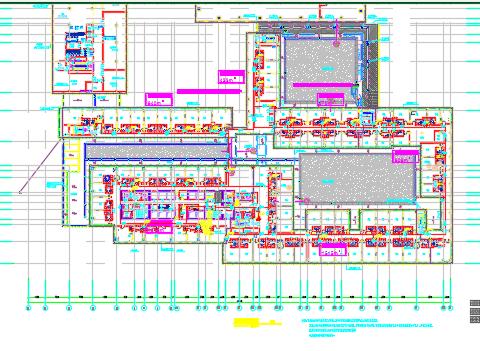 大型商业综合体给排水设计图纸