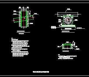 排水管道交叉加固工程施工图