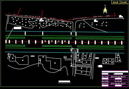 道路排水工程竣工图纸