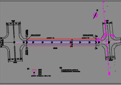某市政燃气工程设计图纸