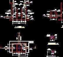 某镇污水厂厌氧池设计图图片