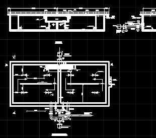 氧化沟工艺厌氧选择池工艺图图片