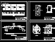 某净水厂设计图