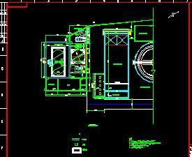 综合车间工程废水处理工艺图
