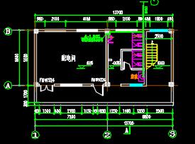 综合楼废水和生活污水处理厂给排水施工图
