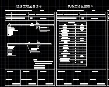 配水管网设计图纸