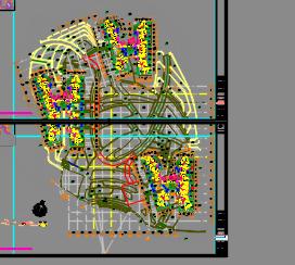 公寓楼消防及通风系统施工图