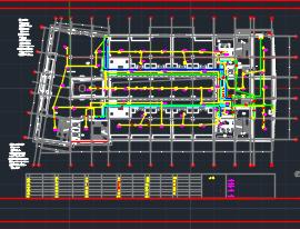 某综合楼工程消防施工图纸