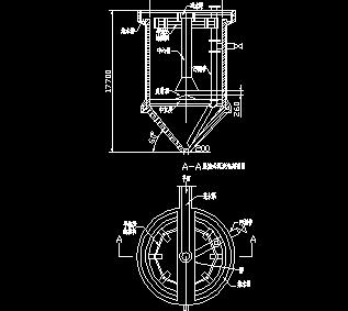 制浆造纸废水处理毕业设计(含图纸及计算书)