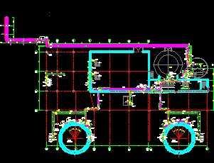 脱硫废水处理设计图