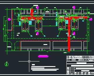 某淀粉厂污水处理站工艺设计图