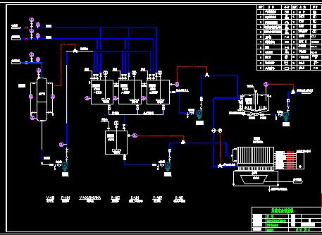 汞回收流程图