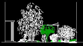 某小区环境施工设计图