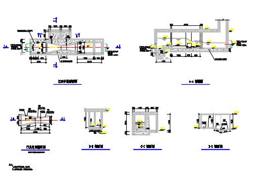 巴士流量槽设计详图