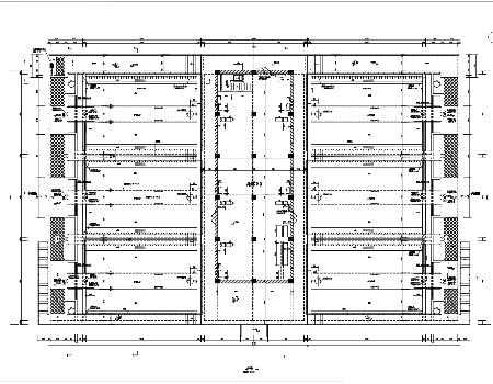 污水处理厂V型滤池工艺设计图