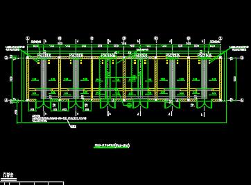 6条槽隔渣屋设计详图