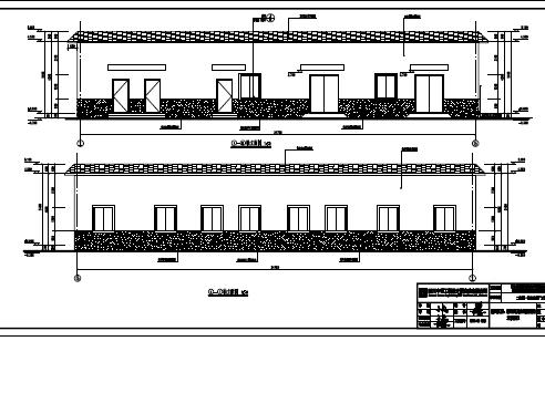 污水处理厂暨农村能源基层服务站恢复重建项目施工图纸(PDF格式)
