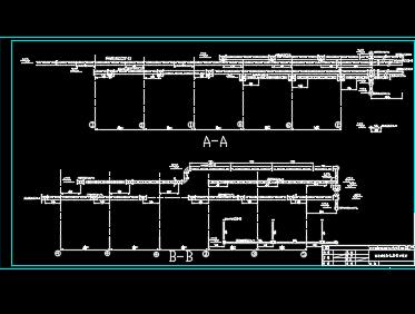 某钢厂除盐水站改造工程施工图纸