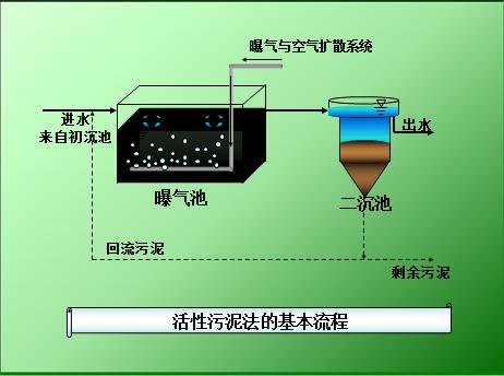 活性污泥法工艺设计