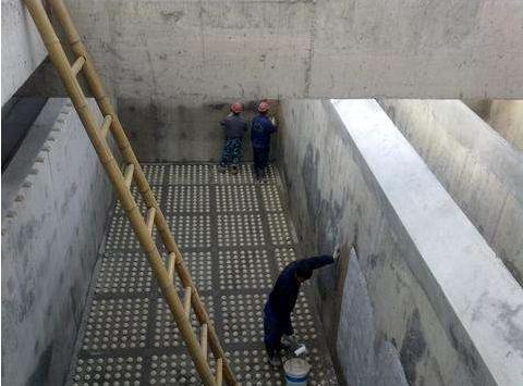 钢筋混凝土污水池及提升泵站施工方案