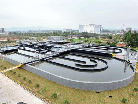 污水处理厂及配套管网工程优乐娱乐组织设计