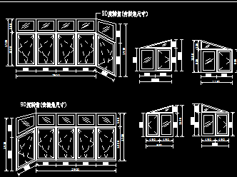 门窗构造图纸免费下载 - 建筑详图,图库 - 土木工程网