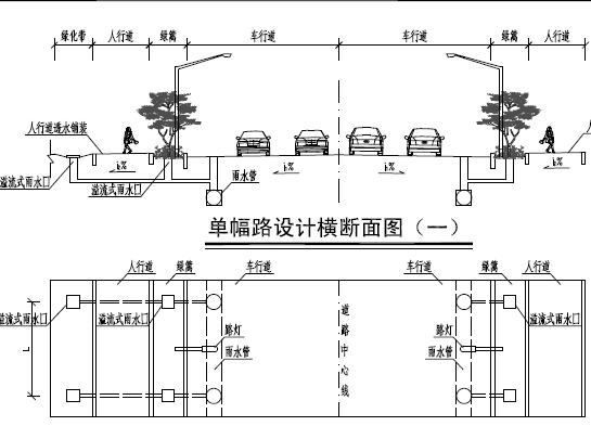 海绵城市道路建设技术指南