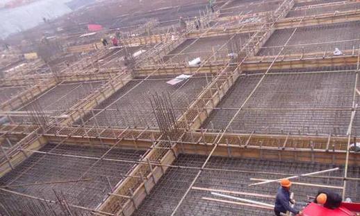 地基基础工程与主体结构工程隐检