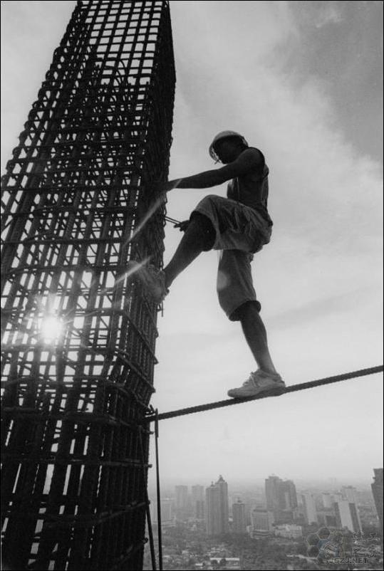 土木工程施工实习心得_真实的工地写真集锦(图片) - 建筑技术