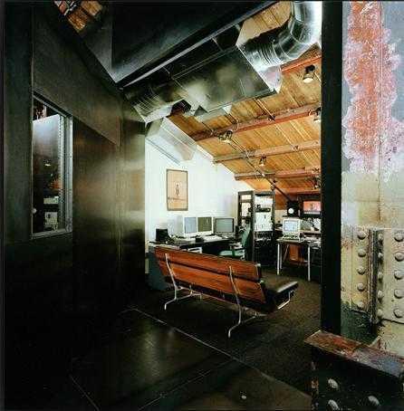 后现代风格办公室 - 装饰装修