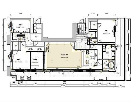 房屋平面安全设计图