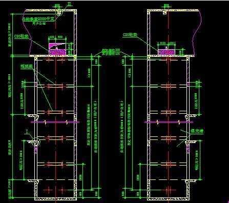 电梯机房平面布置图_电梯土建总体布置图免费下载 - 钢结构 - 土木工程网