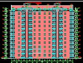 某10层住宅楼施工组织设计(含图纸)免费下载-标志设计案例分析题图片