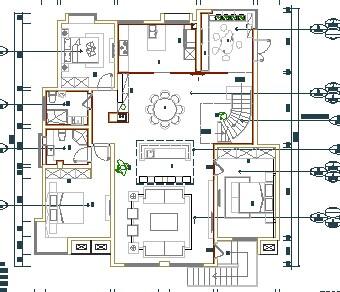 别墅装修设计图
