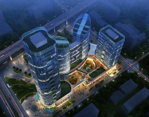 超高层商业楼、办公楼、公寓楼施工组织设计